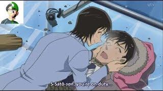 FUNNY SCENE DC - Takagi Should Have Died