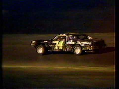 Sunset Speedway Challenger trophy dash 1992