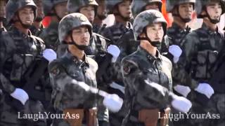 Philippines vs China - Show of Force (Hell March)