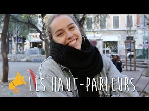 """""""Face aux idées d'extrême droite, Erasmus permet d'ouvrir les esprits"""" -  Sara à Marseille"""