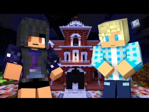 Haunted House | Minecraft Side Stories [Ep.2 Autumn Minecraft Roleplay]