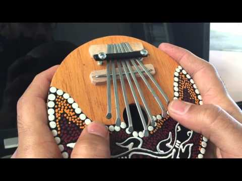 Kalimba Relaxing Music (coconut shell Kalimba)