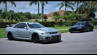 WHICH SKYLINE IS BETTER... R33 OR R34?