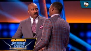 No Answer - Celebrity Family Feud