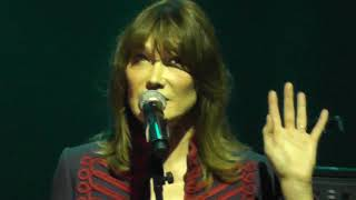 Carla Bruni - Highway to Hell HD Live From Istanbul 2017