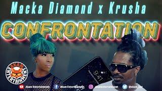 Macka Diamond & Krusha - Confrontation [Bottle Cork Riddim] July 2020