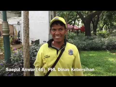 Ucapan Ultah dan Doa untuk Ahok dari Para Pekerja Harian Lepas DKI