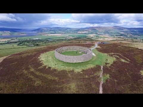 Grianán of Aileach Inishowen County Donegal