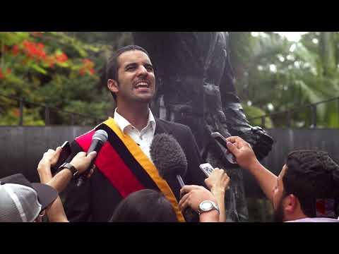 El Zángano: Presidente Autoproclamado de Ecuador