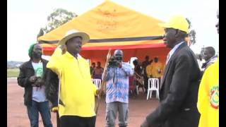 Museveni says he is ready to face-off with Besigye in live TV debate