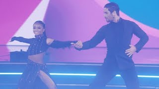 DWTS Season 29 - Sĸai and Alan Tango