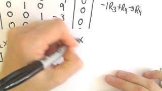 Homogeneous Systems of Linear Equations - Trivial and Nontrivial Solutions, Part 2