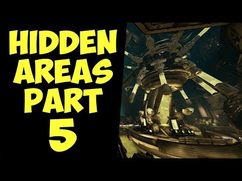 Warframe - HIDDEN AREAS Part 5: Featuring Just SOME Of The MANY Hidden Areas In Warframe!! thumbnail