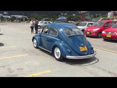Volkswagen Escarabajo Eléctrico