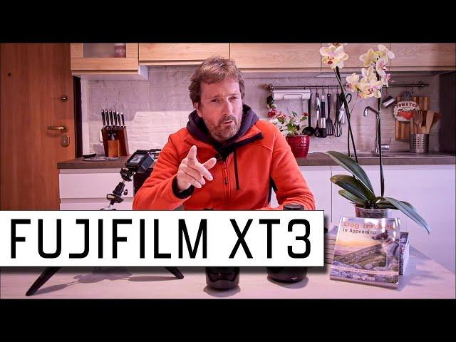 La mia esperienza con Fujifilm XT3: caratteristiche principali di una mirrorless APSC professionale