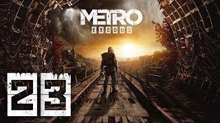 I WTEDY WPADA NIEDŹWIEDŹ || Metro Exodus [#23]