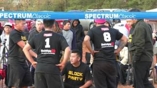 Hmong GA New Year 2016-17 Volleyball Final