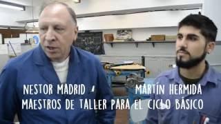 Carrito Ruleman   Taller Ciclo Básico Electromecánica