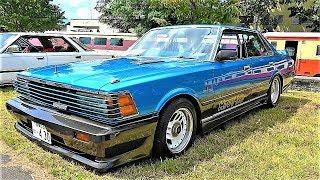 1980 Nissan Cedric 430 Turbo 日産・セドリック 430 ターボ【4K】