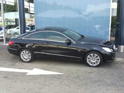 2011 MERCEDES-BENZ E250 CGI COUPE Auto For Sale On Auto Trader South Africa
