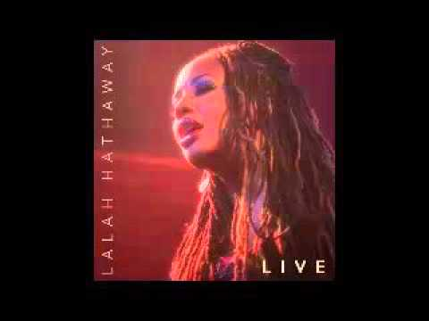 Baby Don't Cry live - Lalah Hathaway
