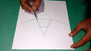Drawing for kids - Draw Figure From English Letters - A B C D