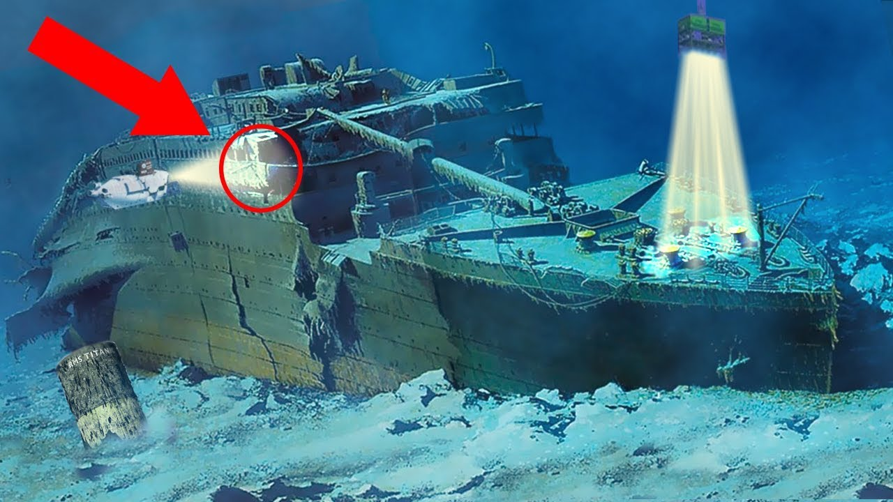 DISTURBING Facts You Probably Didn't Know About The TITANIC! HD (720p)