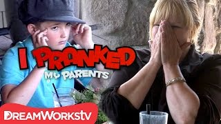 Visions | I PRANKED MY PARENTS!