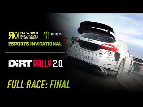 FINAL - World RX Esports Invitational (Montalegre Edition) - DiRT Rally 2.0