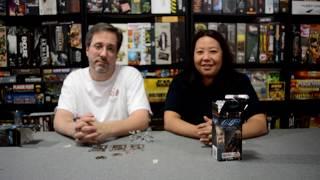 Unboxing of Predator Elders for Alien vs Predator by Prodos Games