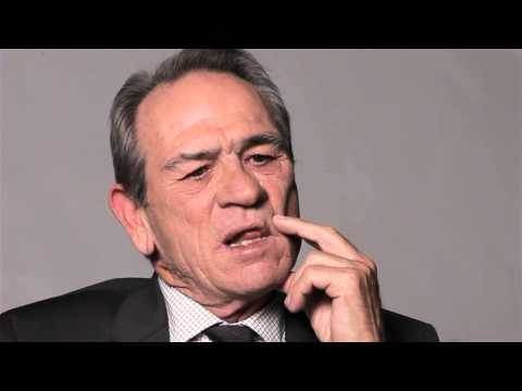 "Tommy Lee Jones's Official ""The Family"" Interview - Celebs.com ..."