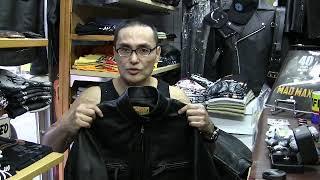 ライダースジャケットの基礎知識:形について