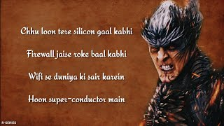 Tu Hi Re (Lyrics) 2.0 - Armaan Malik | Shashaa Tirupati | A.R. Rahman