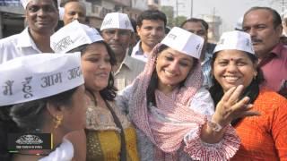 A Day After Kiran Bedi, Shazia Ilmi Joins BJP - TOI