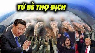 Đập Tam Hiệp bị Nhật Bản, Đài Loan và Mỹ chọn làm mục tiêu đánh phủ đầu Trung Quốc