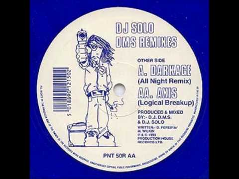 DJ Solo - Darkage (All Night Remix)