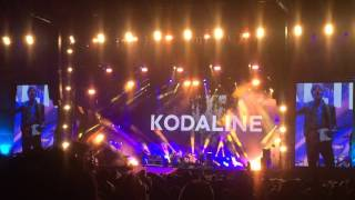 Kodaline - All I Want (Colours of Ostrava 2016)