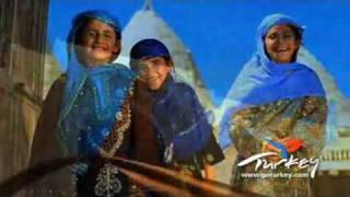 Turquie video touristique : gap where the art comes alive