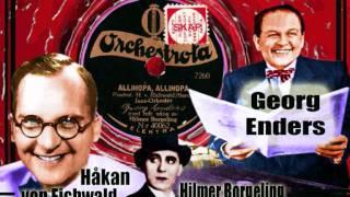 HOT !!! Georg Enders 1930 (v; Hilmer Borgeling) - Allihopa Allihopa (Everybody Everybody)