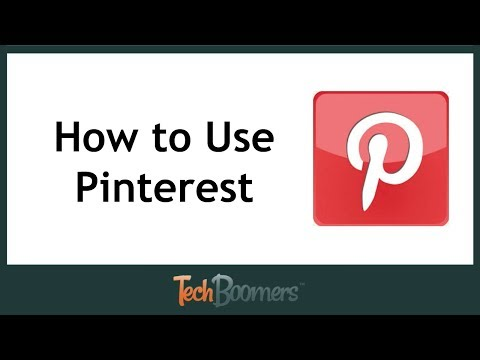 How to Use Pinterest (2017)