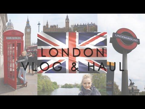 VLOG i HAUL zakupowy z Londynu