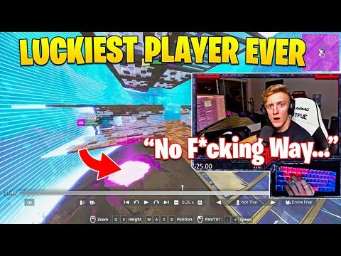 What Tfue Finds In Replay Mode Will Blow Your Mind...Luckiest Player Ever
