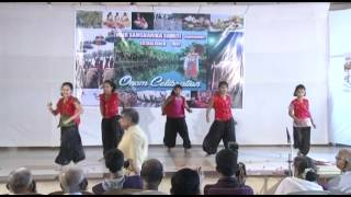 "NSS - Santacruz - Mumbai Onam Celebrations 2012 - ""Fusion Dance"""
