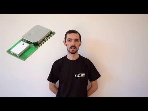 Localization based on RF modules using FPGA Stage 2