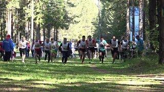 Осенний легкоатлетический кросс-2018 среди работников ВСМПО