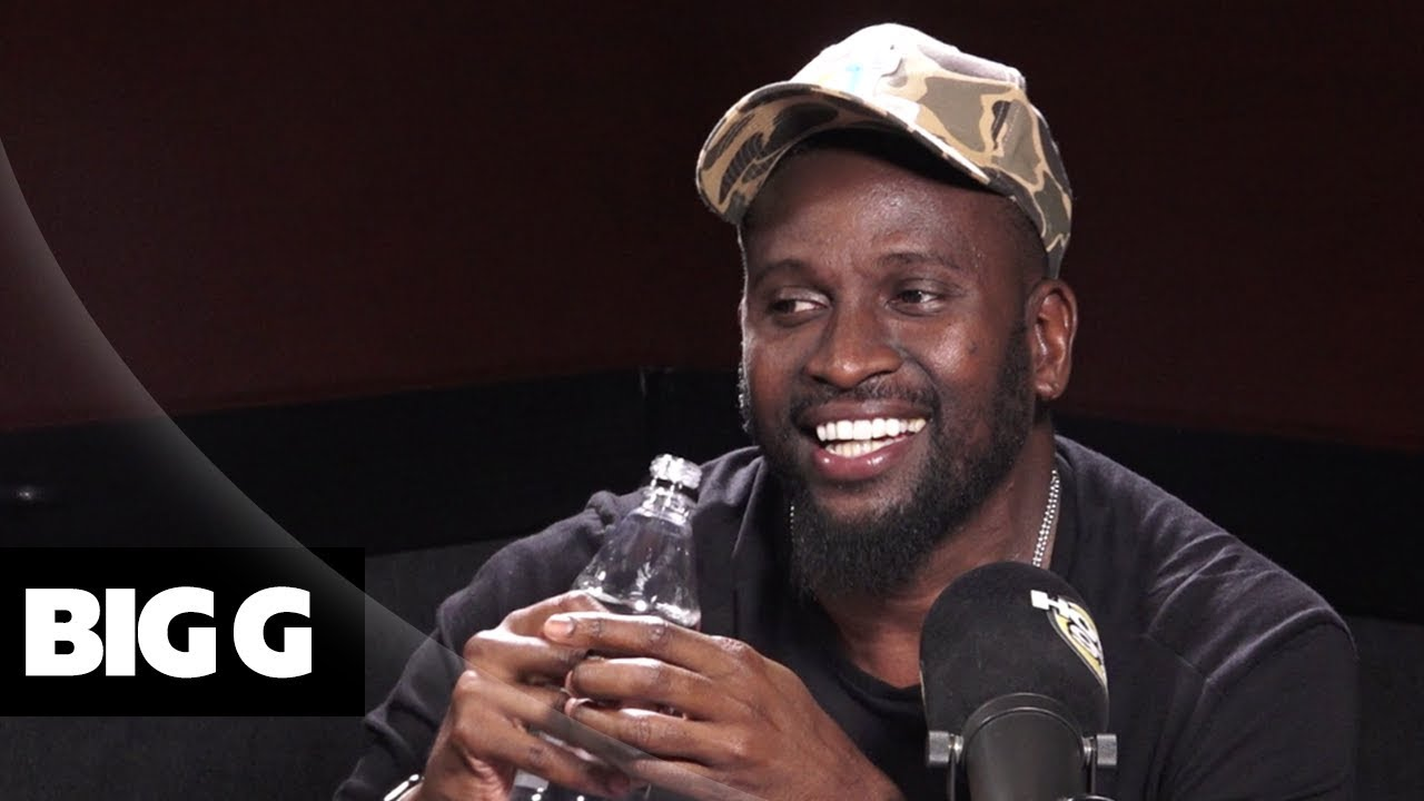 BIG G Tells Personal Stories On 2Pac & Biggie + His Thoughts On The Go-Go Scene Today