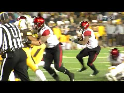 HIGHLIGHTS: 2016 MW Football Championship Game