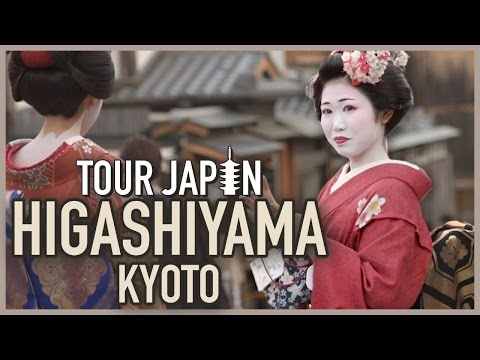Kyoto's Hidden Old District: Higashiyama (guide)