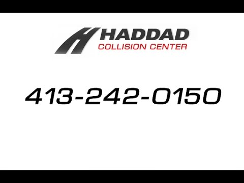 Car Collision Repair Shops Pittsfield Mass | 413-242-0150 | Haddad Collision Center