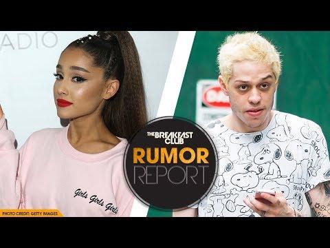 Ariana Grande and Pete Davidson Break off Engagement